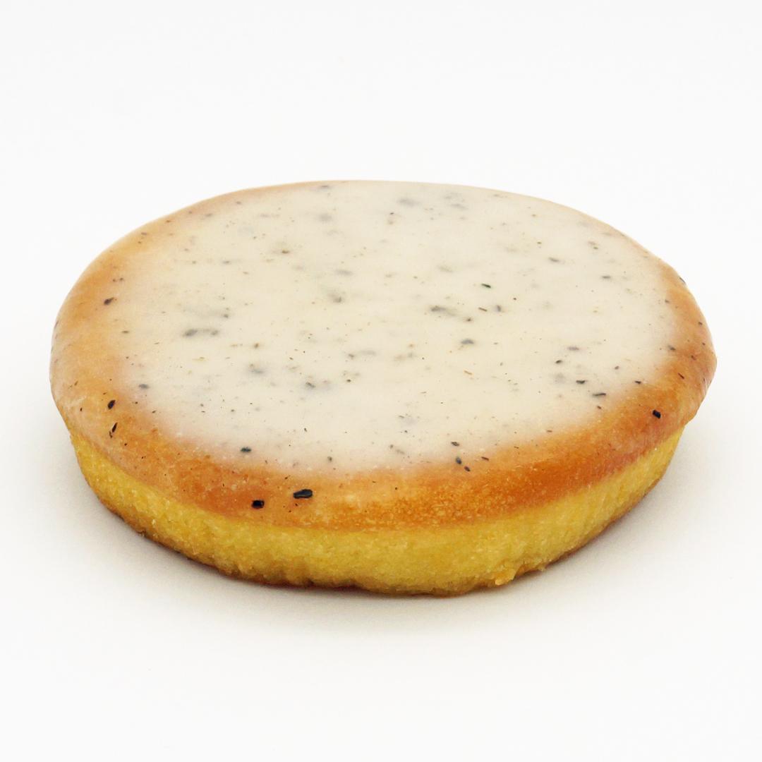 Le Gâteau Nantais à la Vanille par Georges Larnicol