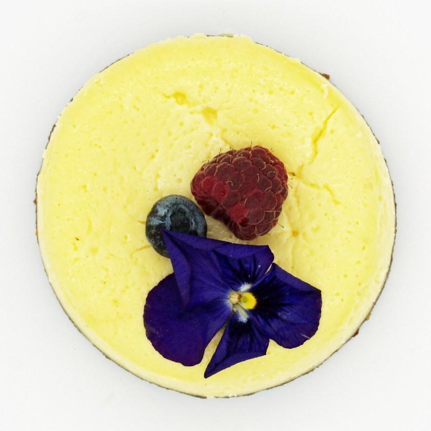 Cheesecake sans gluten NoGlu