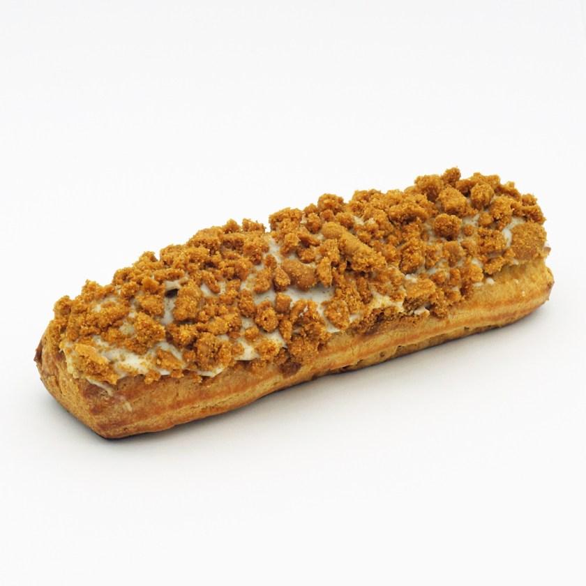 éclair aux spéculos pain pain