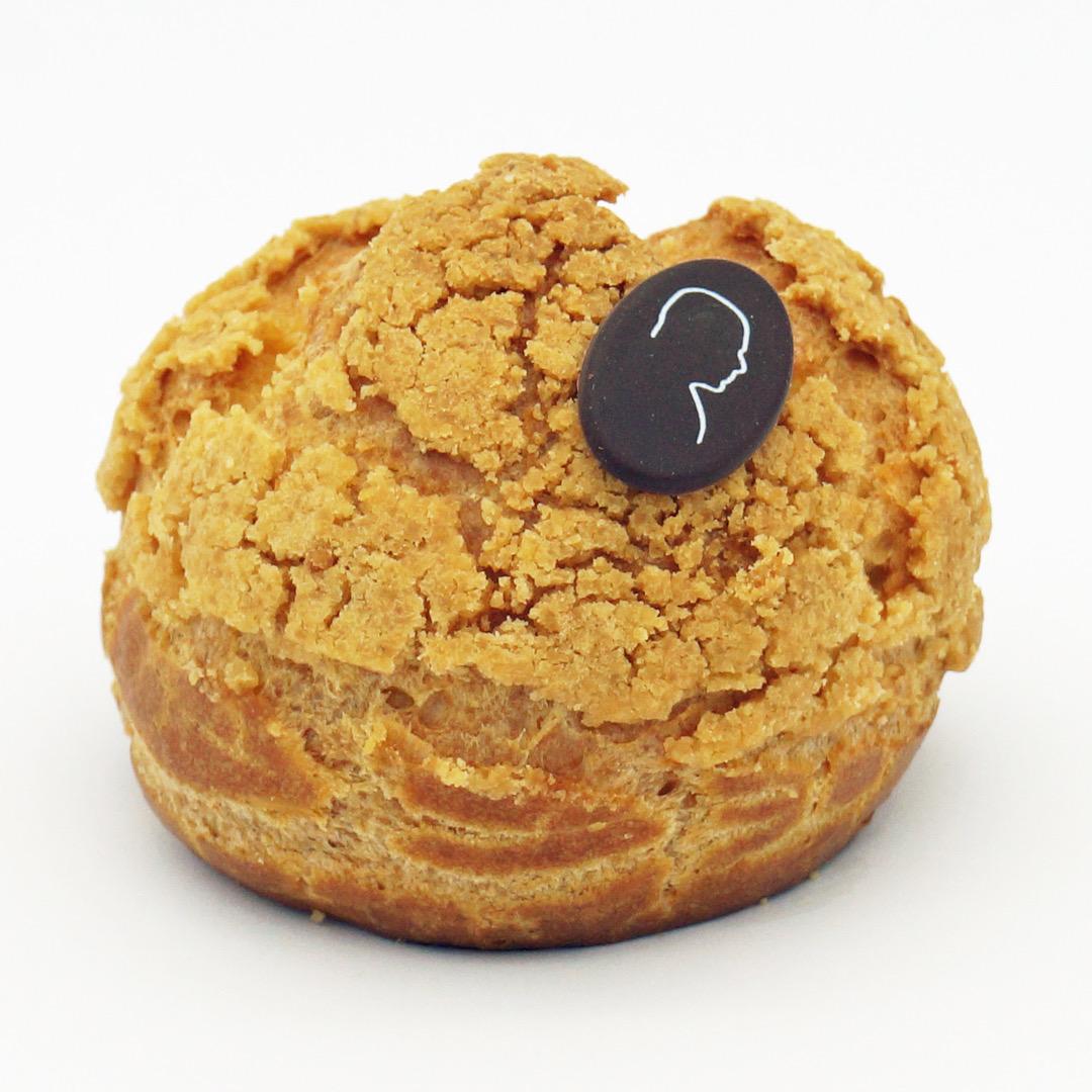 Le Chou Citron Vanille par la Boulangerie Thierry Marx