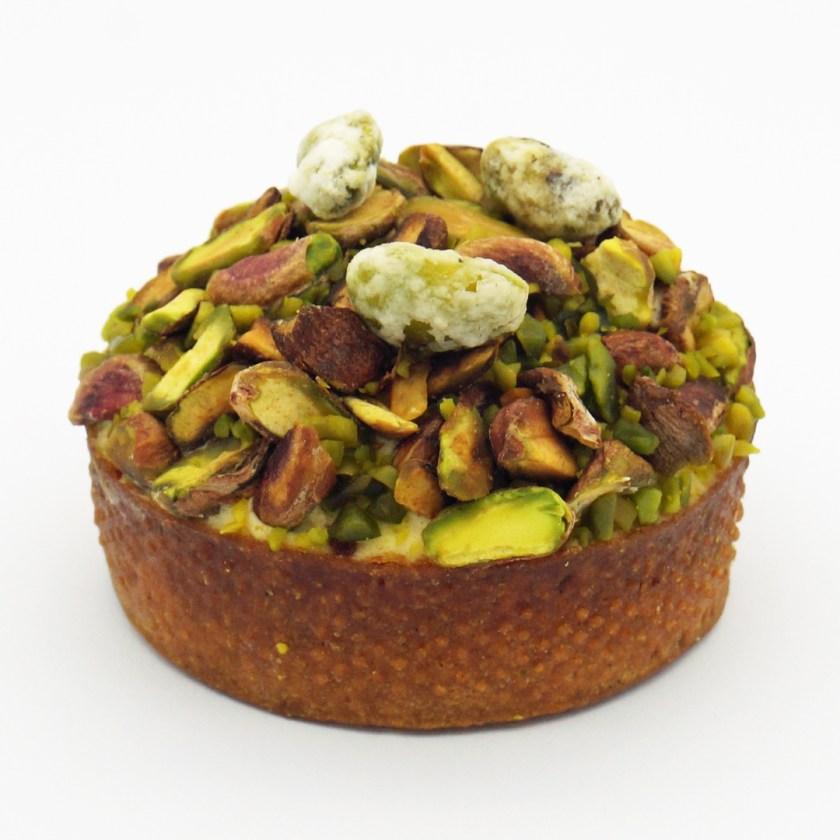 tarte aux pistaches yann couvreur