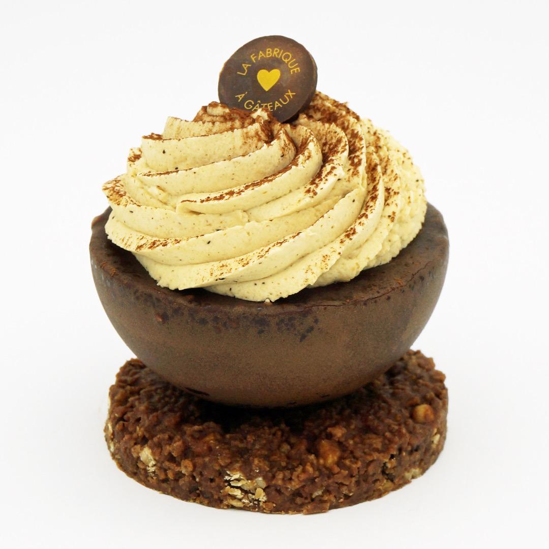 Le Popuccino de Caro par La Fabrique à Gâteaux
