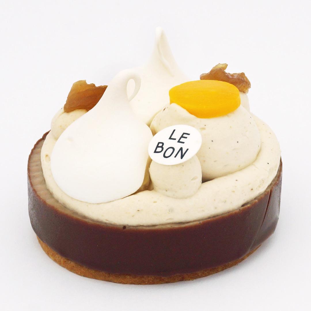 Le Mont-Blanc par Pâtisserie Le Bon