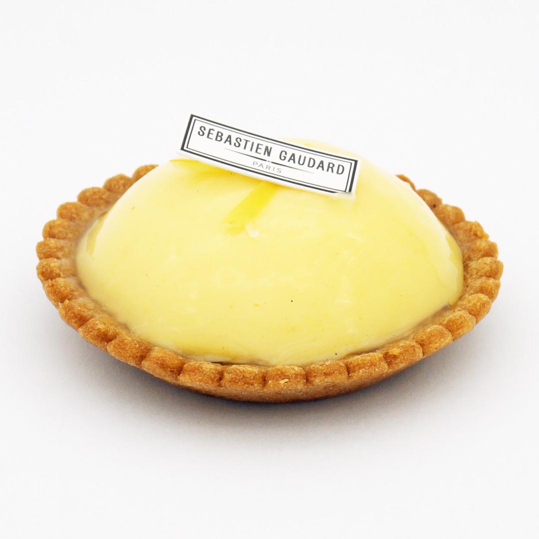 Tarte au Citron par Sébastien Gaudard