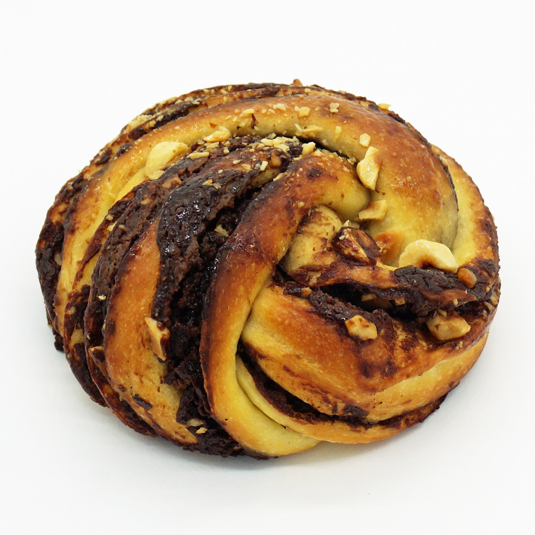 Babka Roll au Chocolat par Babka Zana