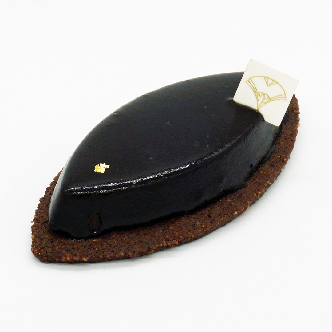 Plume Chocolat Noir par Maison Plume