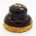 Cheesecake aux Myrtilles et aux Spéculos par Les Artizans