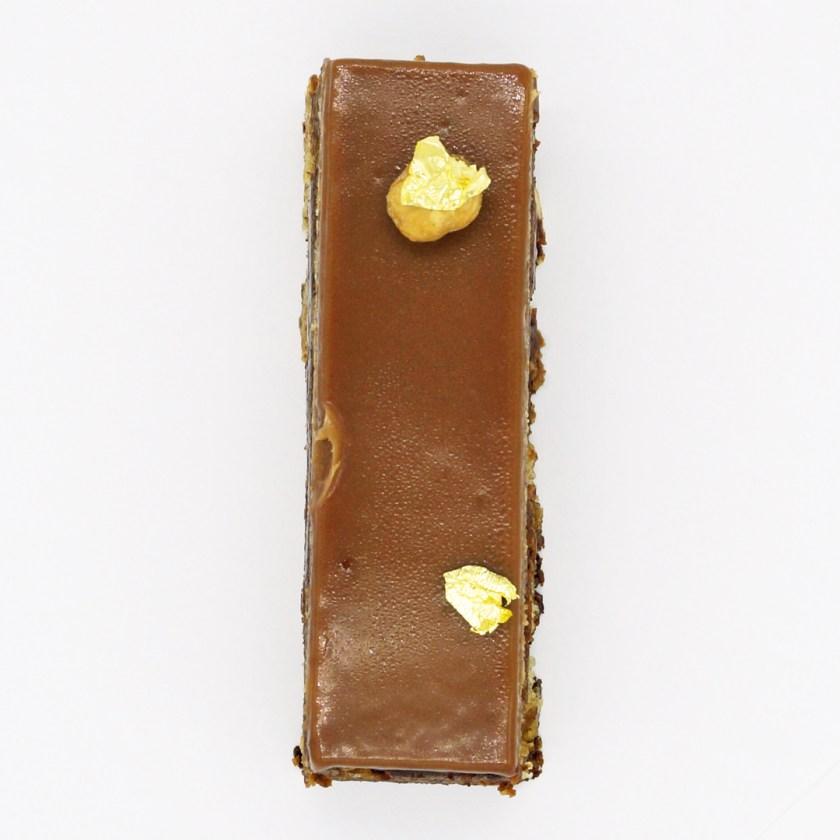 entremets praliné la maison du chocolat