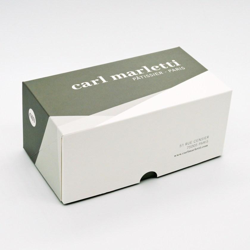 Religieuse Chocolat Carl Marletti