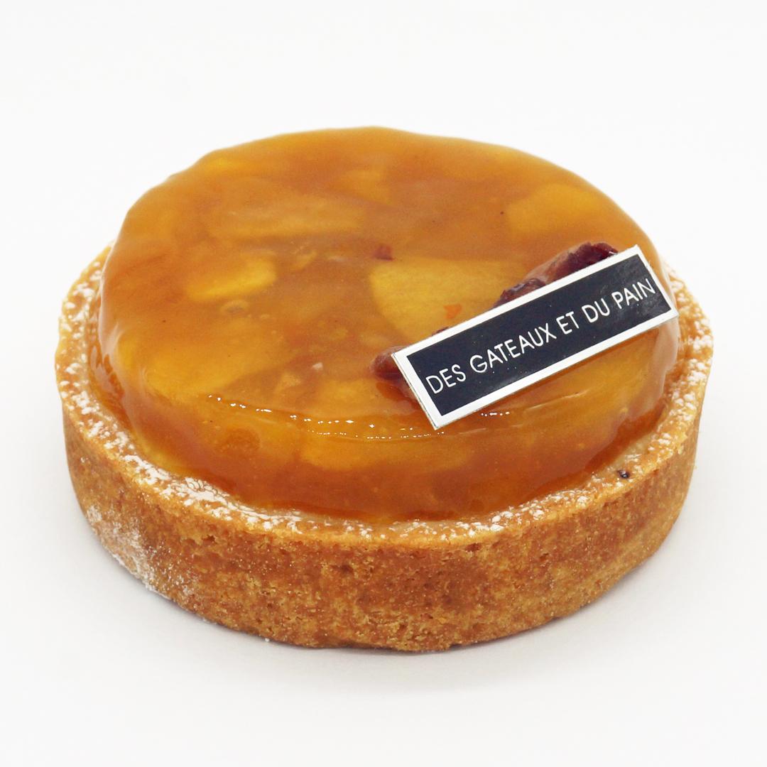 Pomme Tatin Sirop d'érable des gâteaux et du pain