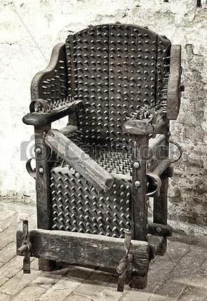 La chaise de la torture