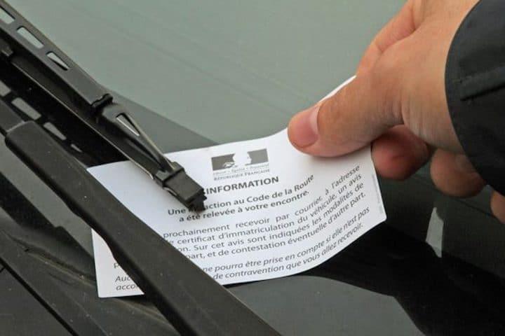 amende stationnement loi payer avant contestation