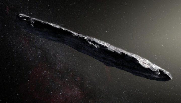 astéroïde-extraterrestre