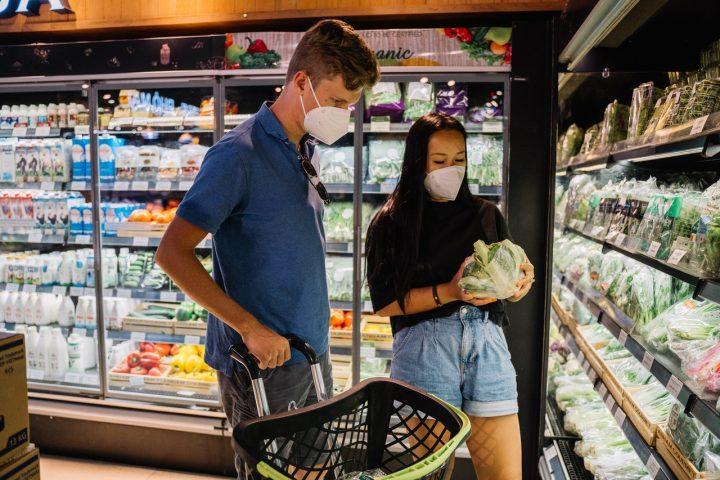 Supermarchés ont une nouvelle technique de vente