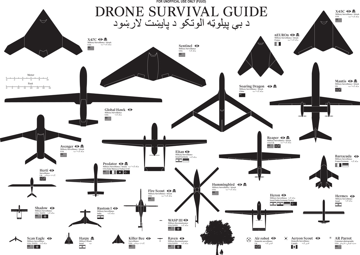 The Drone Survival Guide