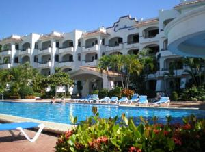 Casablanca Resort en Rincon de Guayabitos Mexico  Lets Book Hotel