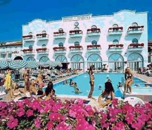 Hotel Marina a Lido di Jesolo Italy  Lets Book Hotel
