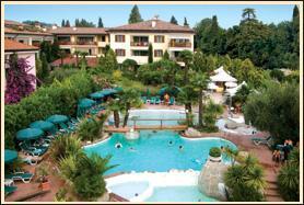 Residence Hotel Palazzo Della Scala in Lazise Italy