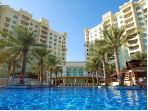 Palm Jumeirah Shoreline Residences in Dubai United Arab Emirates  Lets Book Hotel