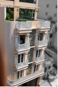 Three Oaks Serviced Apartment Building In Ho Chi Minh City