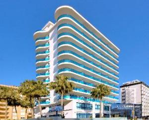 Hotel Cibeles Playa en Ganda Spain  Lets Book Hotel