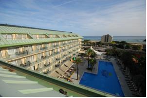 Hotel Caprici Verd In Santa Susanna Spain Lets Book Hotel