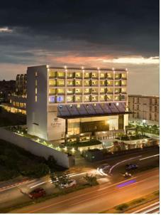 Radisson Blu Bengaluru Outer Ring Road in Bangalore India