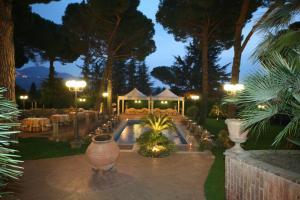 Park Hotel Villaferrata a Grottaferrata Italy  Lets Book Hotel