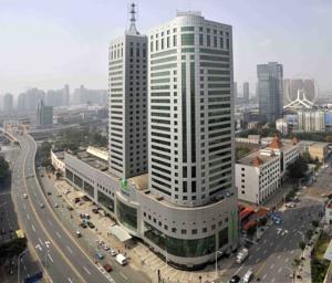 Holiday Inn Express Tianjin City Center In Tianjin China