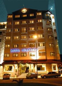 Hotel Guerrero en Mar del Plata Argentina  Lets Book Hotel