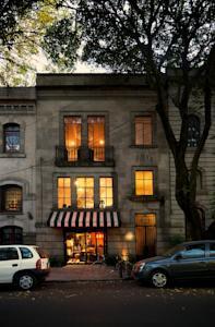 Casa Colima 180 in Mexico City Mexico  Lets Book Hotel