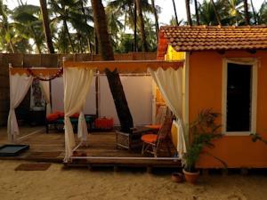 Art Resort Goa Palolem Beach in Palolem India  Lets Book