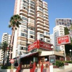 Best Apartment Sofa Bed Modern Cheap Sofas Apartamentos Europa Center In Benidorm, Spain - Rates ...