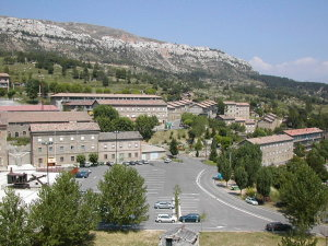 Santa Brbara en Sant Corneli de Cercs  Spain  Lets Book