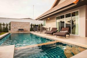 The Ville Jomtien Pool Villa In Pattaya South Thailand