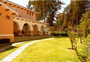 Hotel Casa Campo Suites  Convenciones en Arequipa Peru