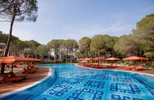 Ali Bey Resort Sorgun in Side Turkey  Lets Book Hotel