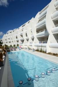 Odalys Residence Les Dunes du Soleil  La GrandeMotte France  Lets Book Hotel