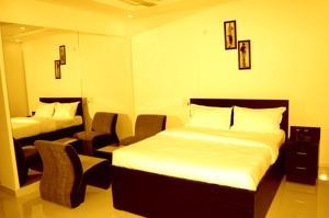 Treebo Tals Hytek In Hyderabad India Lets Book Hotel
