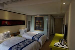 Guangzhou Changlong Longcuihui Apartment In Panyu China
