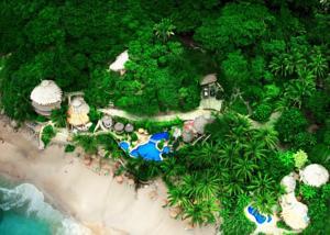 Playa Escondida Boutique Resort en Sayulita Mexico  Lets Book Hotel