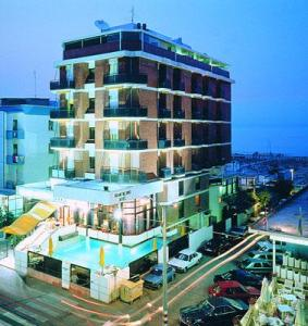 Grand Meeting Hotel a Rimini Italy  Lets Book Hotel