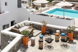 Artemoula S Studios In Platis Yalos Greece Lets Book Hotel