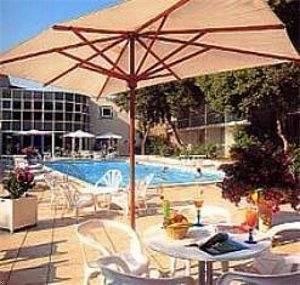 Hotel Parc De La Grange  JardsurMer France  Lets Book Hotel
