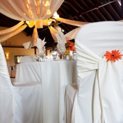 Chair Cover Hire Manchester Uk Retro Dining Chairs Perth Weddings In Balloon Decoration Sash With Flower