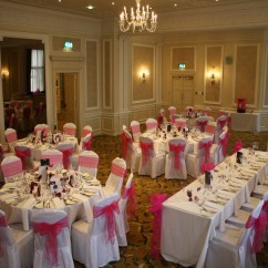 Chair Cover Hire Manchester Uk White Plastic Adirondack Chairs Weddings In Balloon Decoration Wedding Midland Hotel