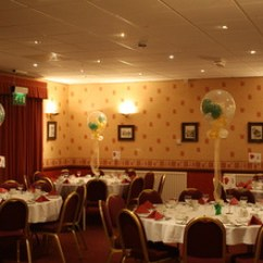 Chair Cover Hire Manchester Uk Wheelchair Lightweight Balloon Decoration By Let S Celebrate Weddings In Balloons