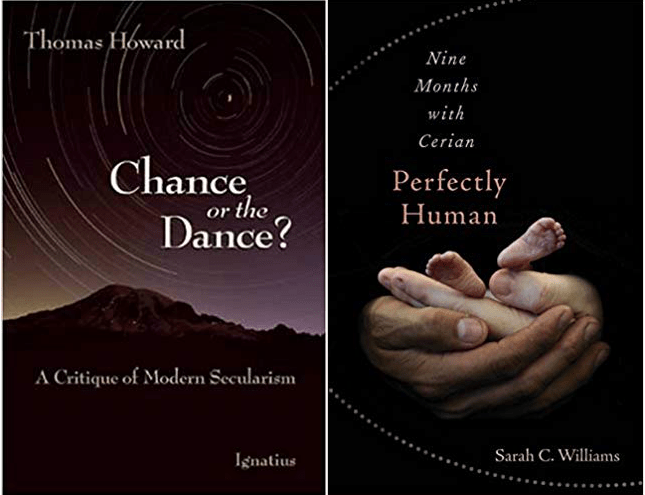 Double Book Review: Chance or the Dance and Perfectly Human