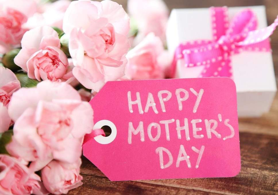 Happy Mother's Day, Moms!