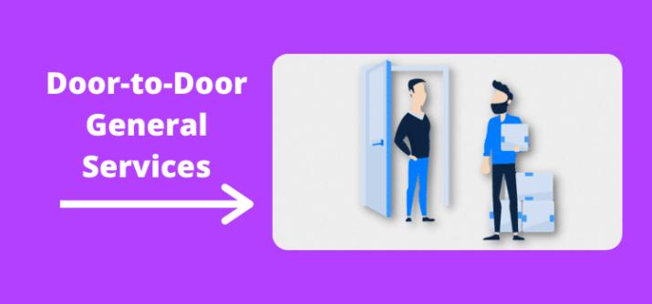 Door-to-Door General Services